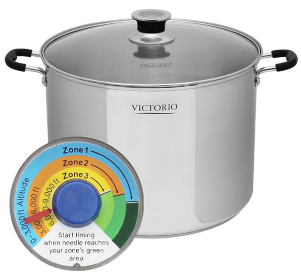 Stainless Steel Multi-Use Canner (VKP1130)